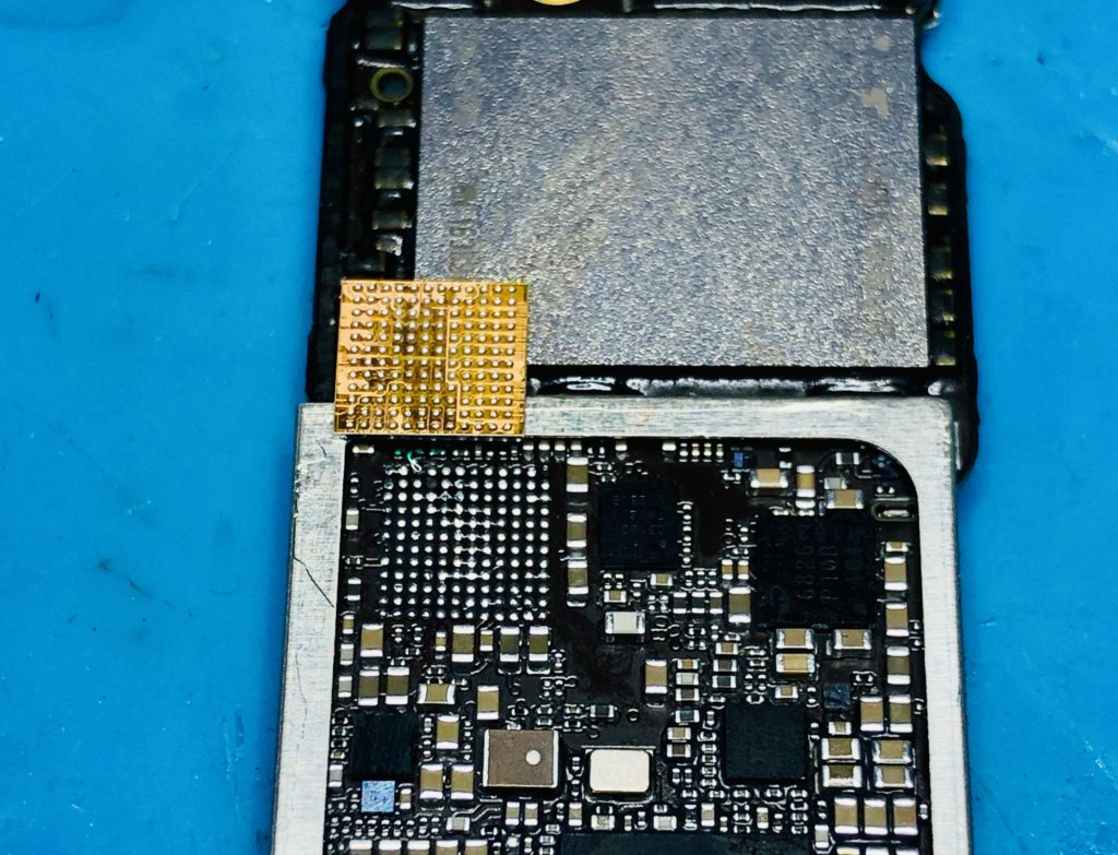 iPhone 7 Audio IC Reparatur