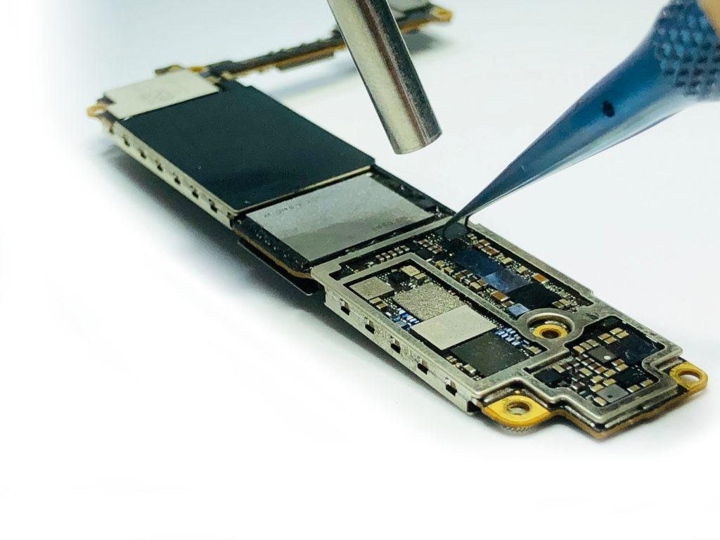 iPhone Mainboardreparatur