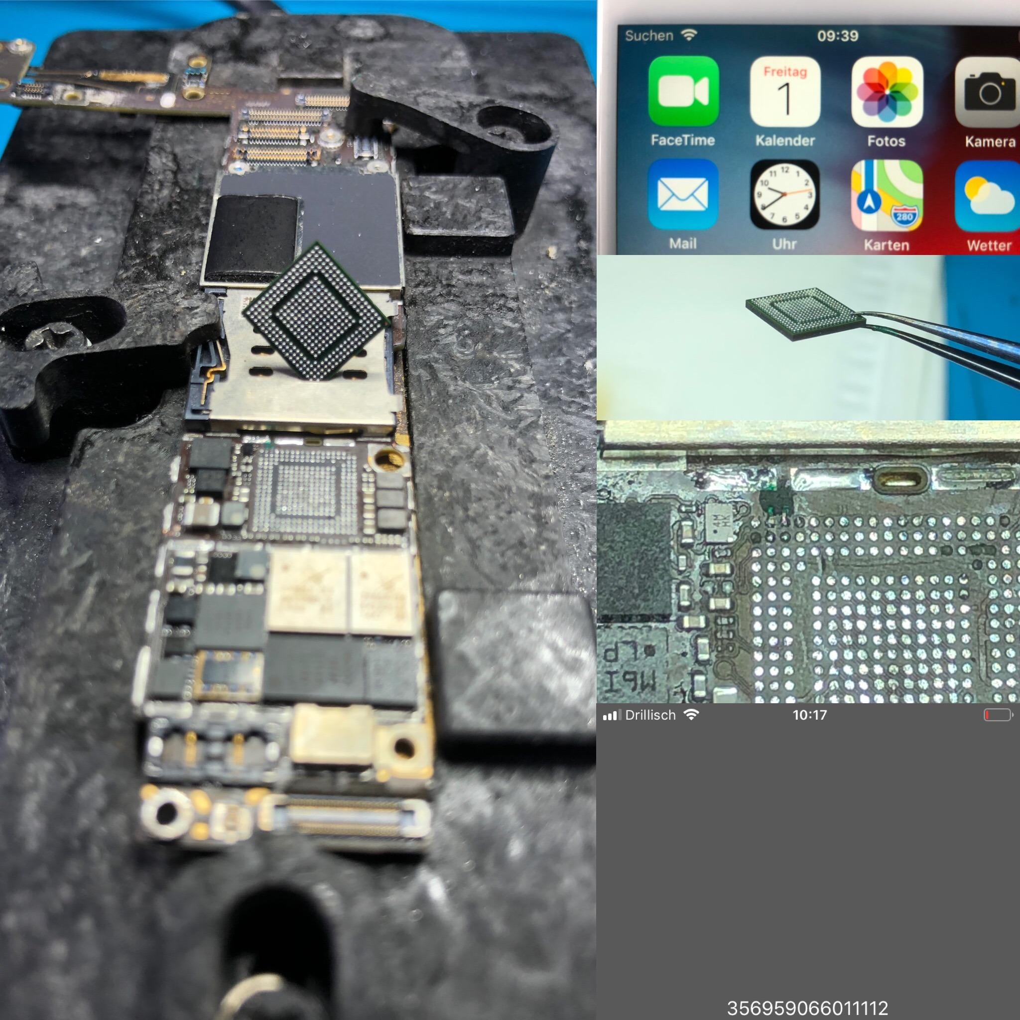 iPhone 6 Kein Netz