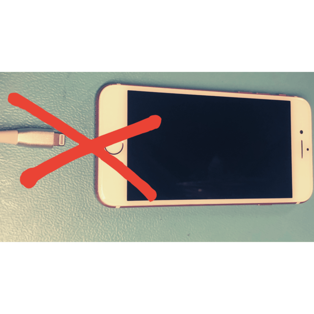 iPhone 8 lädt nicht nach Akkutausch