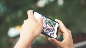 iPhone macht unscharfe Bilder